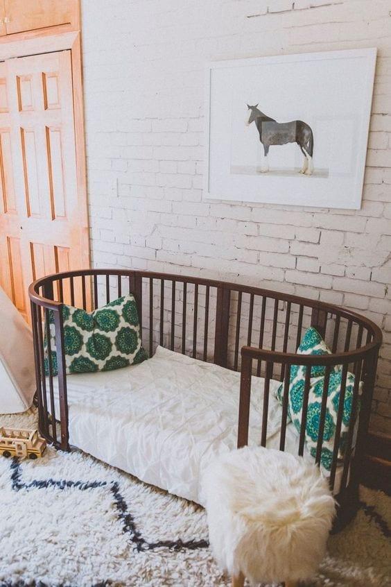 Berco Montessori Para Quarto De Bebe Criando Com Apego
