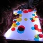 caixa de luz sensorial reggio emilia