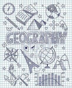 capas cadernos personalizados geografia