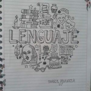 capas cadernos personalizados linguagem
