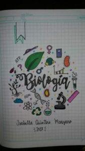 capas para cadernos personalizados biologia