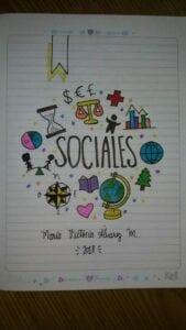 capas para cadernos personalizados sociais