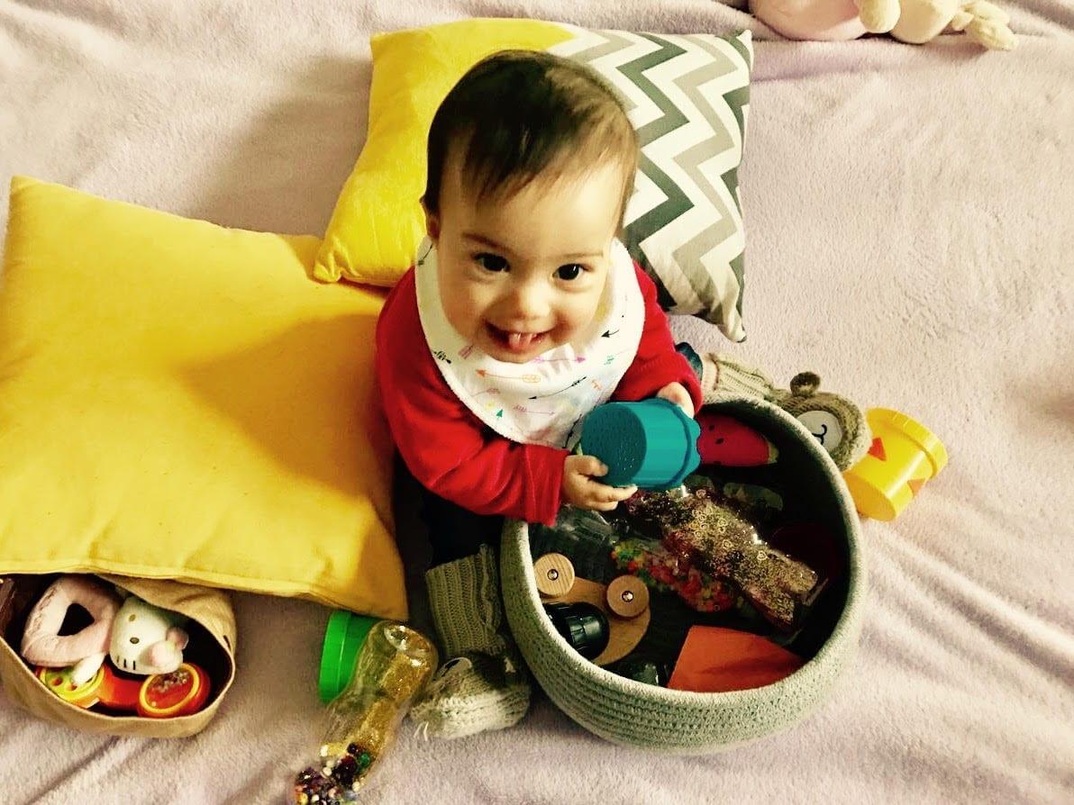 Cesta dos tesouros Montessori: o que é e como fazer?