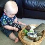 cesta dos tesouros montessori 14