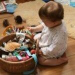 cesta dos tesouros montessori 16
