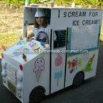 como montar food truck com caixa de papelao