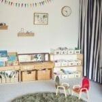 estante montessori 20
