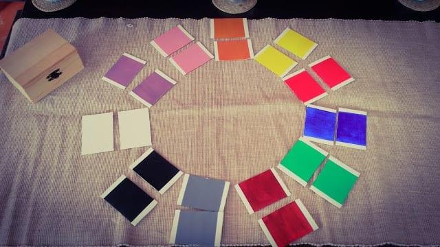 jogos de aprendizagem caixa de cores n 2