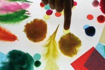 mesa luminica para criancas reggio emilia