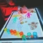 mesa luminica reggio emilia