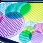 mesa luminica sensorial