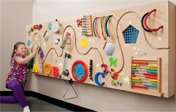 painel sensorial montessori 16