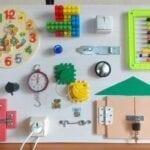 painel sensorial montessori 19