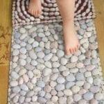 tapete de atividades sensoriais montessori