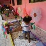 tapete infantil sensorial