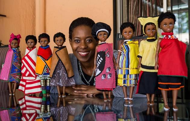 bonecas africanas Ntomb'entle