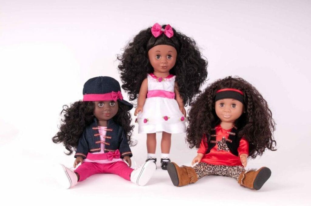 bonecas africanas kenya dolls