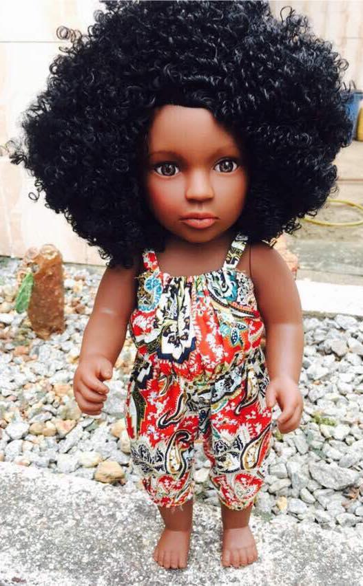bonecas africanas naimadolls