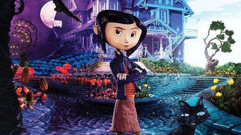 Caroline e o mundo secreto filme infantil inteligencia emocional