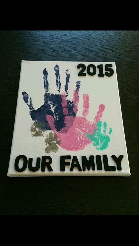desenhos de amor nossa familia