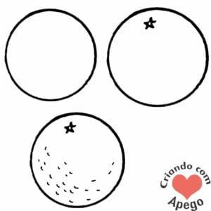 desenhos-para-desenhar-laranja