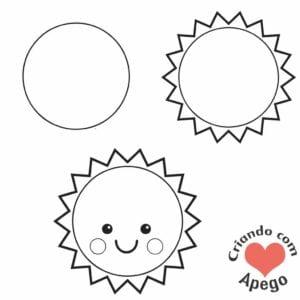 desenhos-para-desenhar-sol