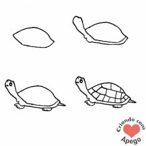 desenhos-para-desenhar-tartaruga