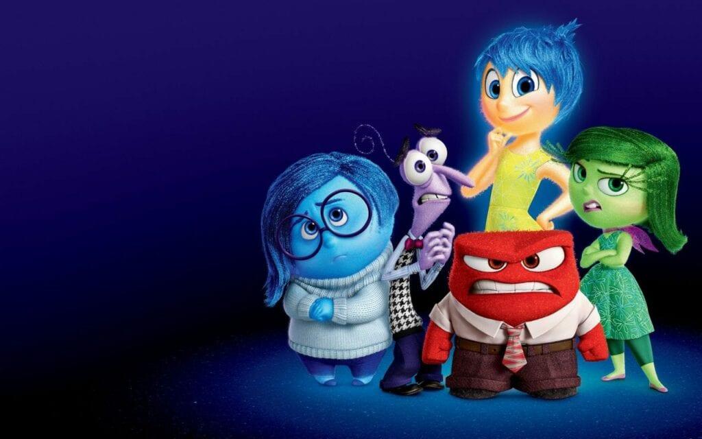 Divertida Mente filme infantil inteligencia emocional