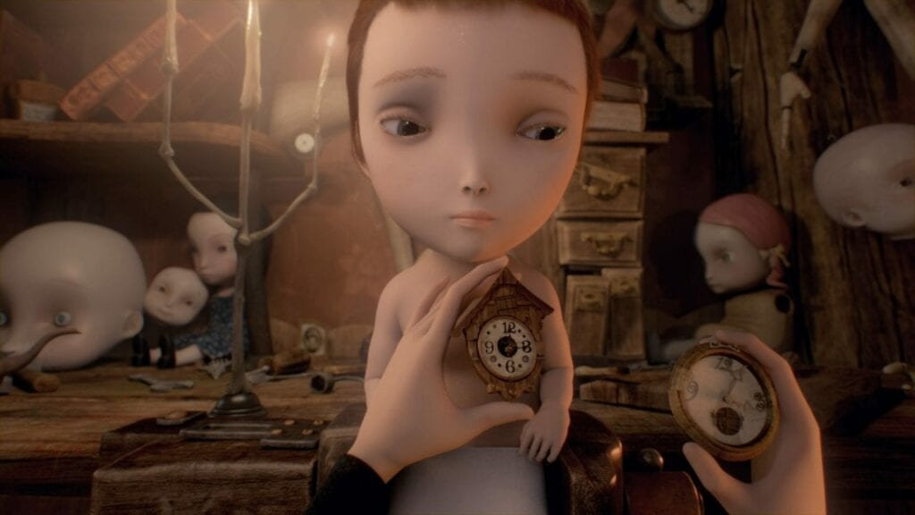 Jack e a mecânica do coração filme infantil inteligencia emocional