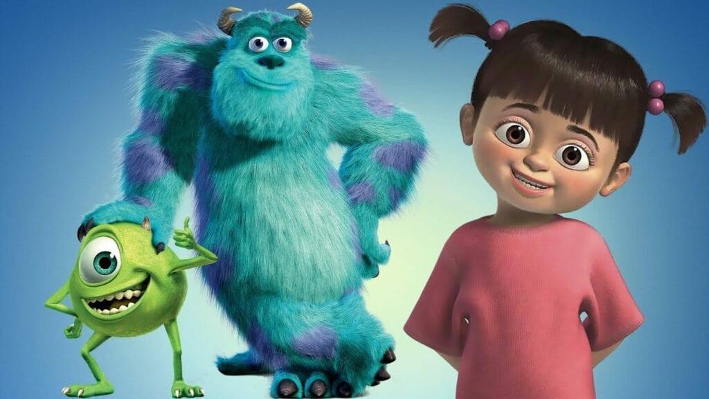 Monstros S.A. filme infantil inteligencia emocional