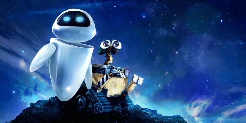 Wall-E filme infantil inteligencia emocional