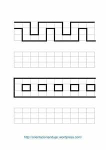 Desenhos quadriculados para imprimir e desenhar 09