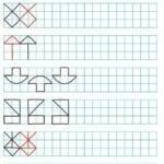 Desenhos quadriculados para imprimir e desenhar 15