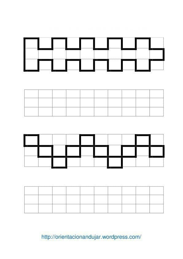 Desenhos Quadriculados Para Imprimir E Desenhar