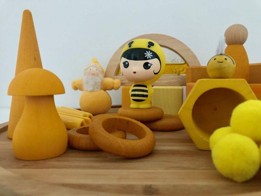 atividade com a cor amarela 02