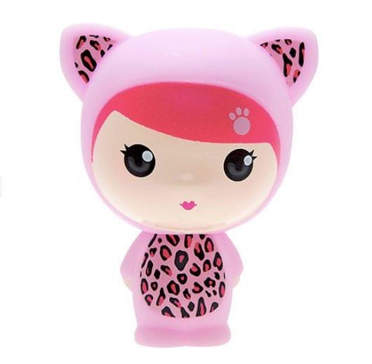 boneca-anime-wunzees-lulu-leopardo