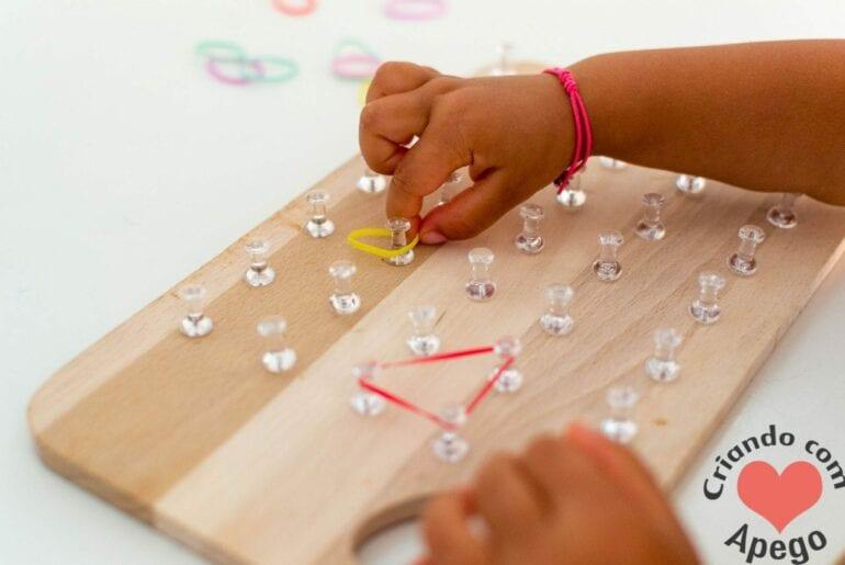 como fazer um geoplano atividade para criancas 07