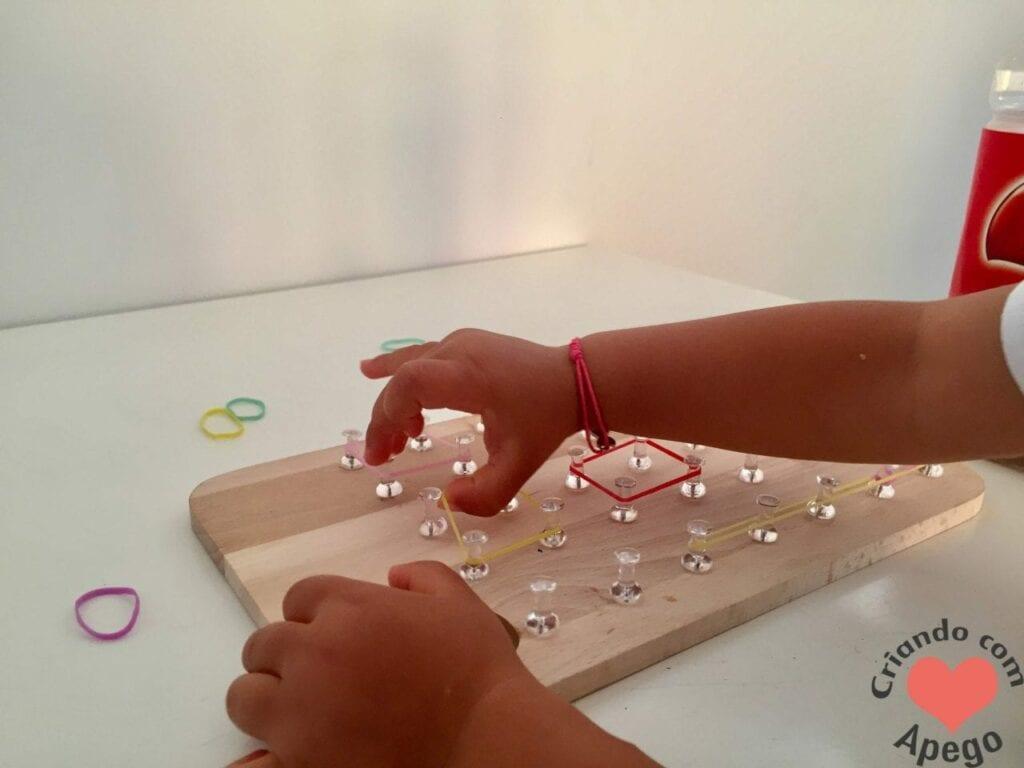 como fazer um geoplano atividade para criancas 12