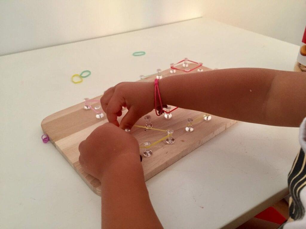 como fazer um geoplano atividade para criancas 14