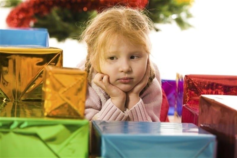 lista de presentes de aniversario infantil