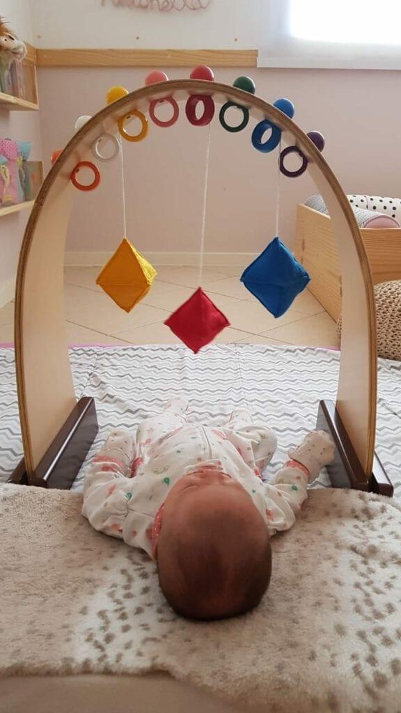 loja montessori Baby Gym Minimalista