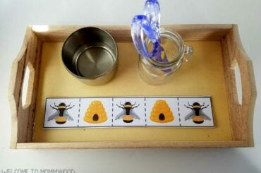 Atividades de abelha metodo montessori 03