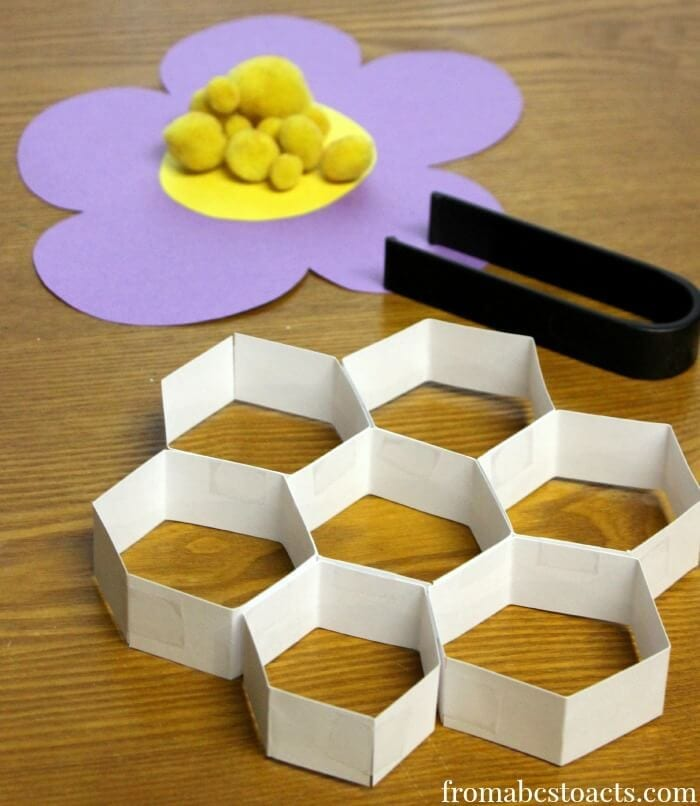 Atividades de abelha metodo montessori 05