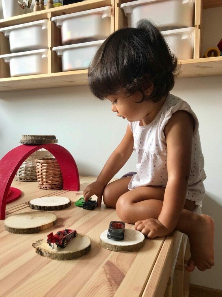brinquedos para meninas carrinho em miniatura