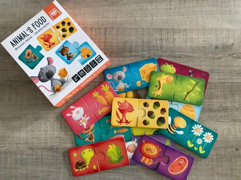 brinquedos para meninas de 2 anos jogo da memoria montessori