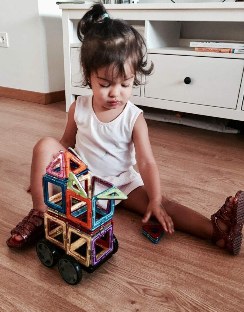 brinquedos para meninas de 2 anos jogo magnetico
