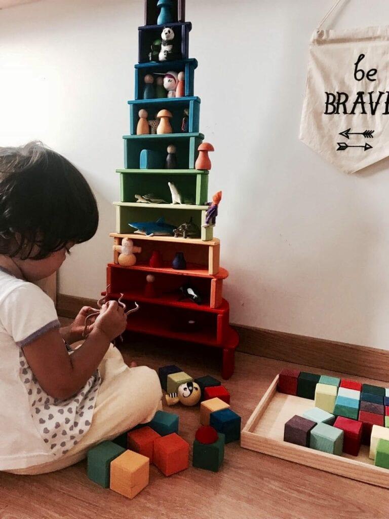 brinquedos para meninas de 2 anos jogos de construcao