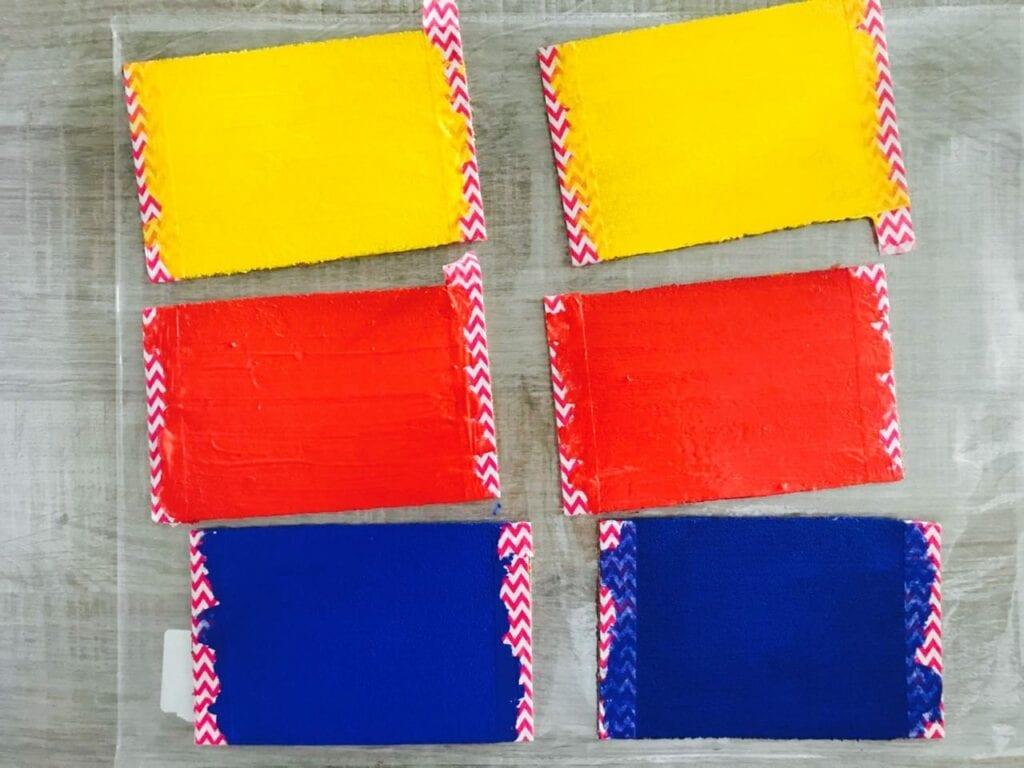 caixa de cores montessori 10