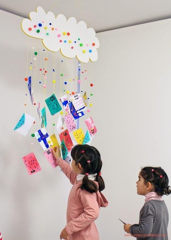 calendario do advento natal como fazer criancas 62