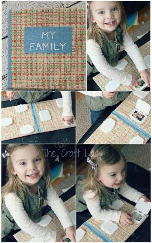 livro de familia com caixa de lenco umedecido 01